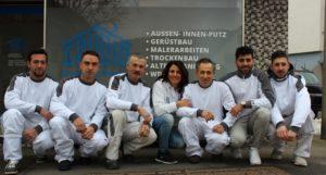 Gaudio Stuckateur Blaubeuren Team